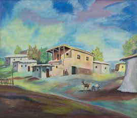 Een dorp in Anatolië (SUO-003)