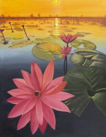 Dans van de lotus (SUO-005)