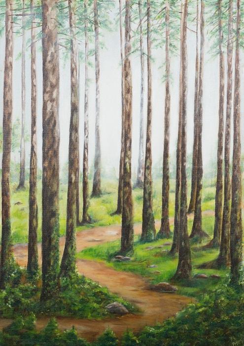 Bos van Kleve (GA-010)