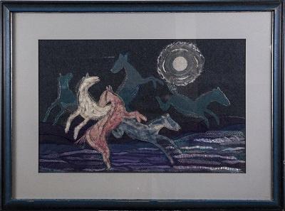 Dancing horses ( LSB-001)