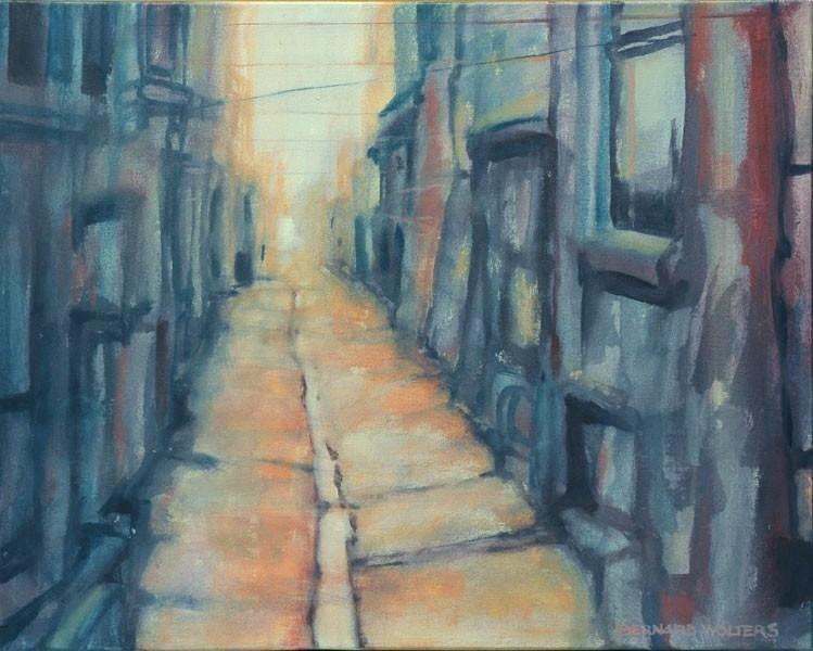 Oude stad Parijs [BW-083]