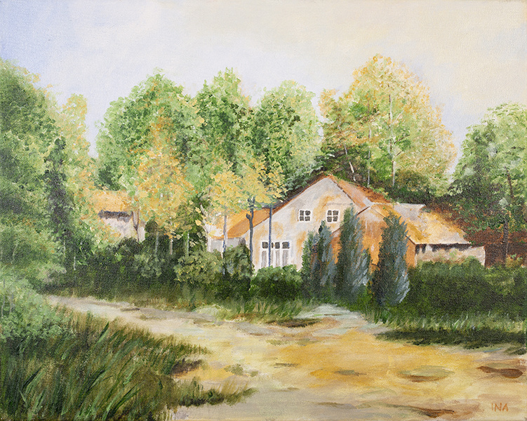 Idyllisch dorp (IB-017)