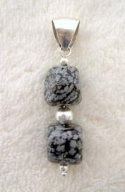 Obsidiaan sieraden