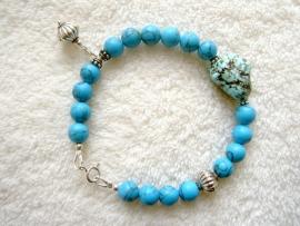 Pulserende armband Turquoise