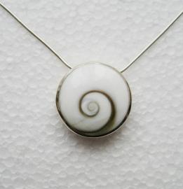 Shiva`s Eye, designhanger - Sterling zilver