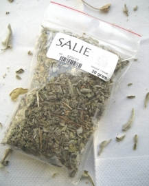 Salie, zakje à 20 gram