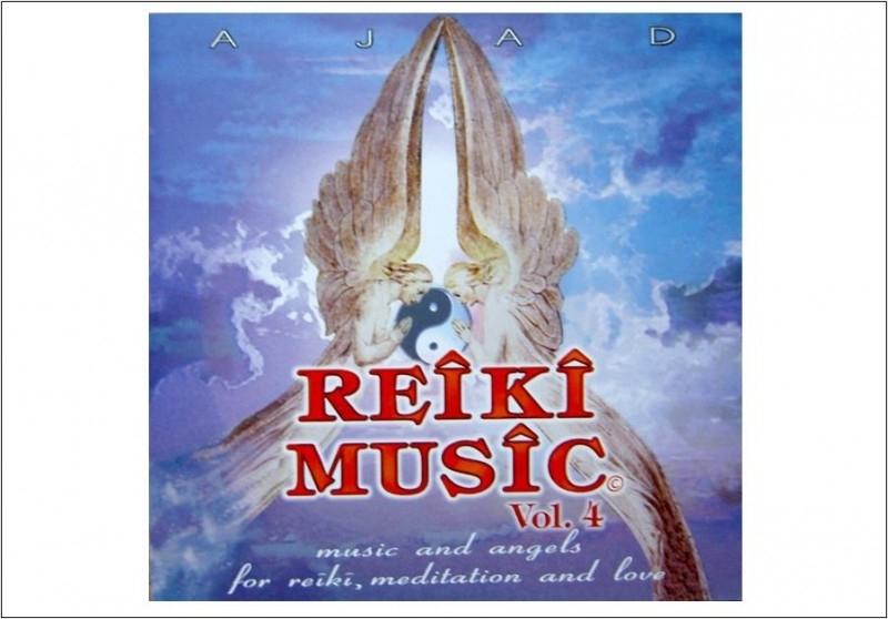 CD - AJAD Reiki Vol. 4.