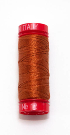 "Aurifil Mako NE12 no. 2155 Cotton / 50 meter ""Cinnamon"" Oko-Tex New!"