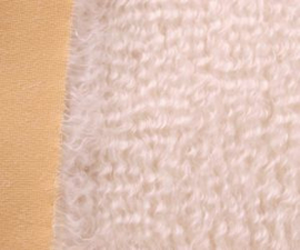 Mohair Fur Steiff Schulte no. 580 (slight wave) New!