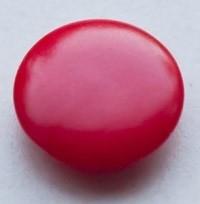 Knoop Rood Steennoot 12 mm