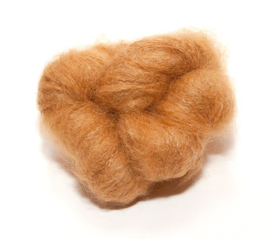 DollyMo WEFT Mohair Caramel 2006 TO BE DISCONTINUED!
