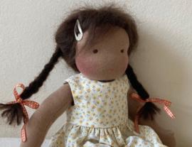 """Puppe """"Kiki"""" nr. 1756  30 cm   Neu!"""