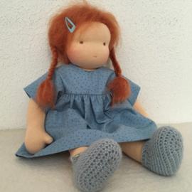 "Doll ""Maud"" 30 cm no. 1733 New!"