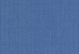 Westfalen Cotton Pompadour Gestreept Blauw Wit