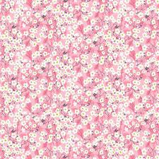"""Liberty """"Mitsie Valeria"""" Tana Lawn Pink"""