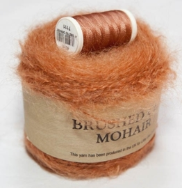 Nylbond nr. 7111 (mohair: light brown)