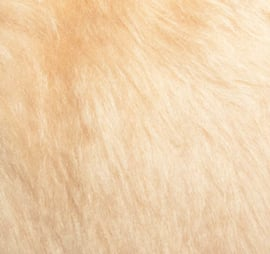 "Mohair Fur Steiff Schulte ""Honey Blonde"""