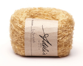 "Adèle's Kid Mohair Bouclé  ""Wheat"""
