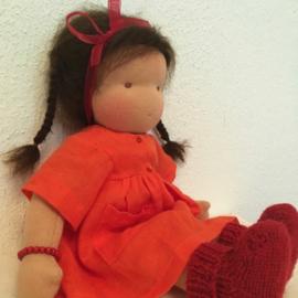 "Puppe ""Nina""30 cm nr. 1727"