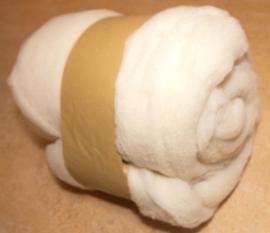 Organic wool batting 1 kilo