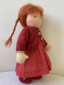 """Pop """"Lucy"""" 30 cm  nr. 1758 Nieuw!"""