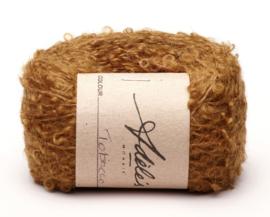 """Adèle's Kid Mohair Bouclé  """"Tobacco"""""""