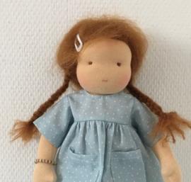 "Doll ""Aafke"" no. 1744/30 cm New!"