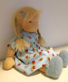"Doll ""Saar"" no. 1479/30 cm New!"