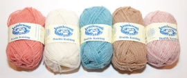 "Jamieson's DK Yarn for Knitted Doll ""Layla"" by Mary Jane's Tearoom"