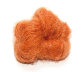 DollyMo WEFT Mohair Red Auburn 2008 TO BE DISCONTINUED!