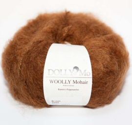 "DollyMo ""WOOLLY Mohair"" 6009 Brown"