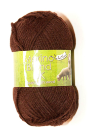 King Cole Merino Blend DK Dark Brown