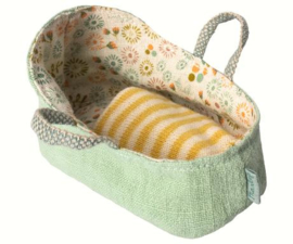 Carry Cot My - Mint  NIEUW!