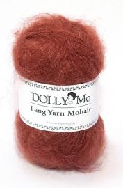 """Lang Yarn Mohair """"Mahogany"""" nr. 3009"""