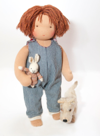 Kit Doll Bertie 38 cm  NEW PRESENTATION !