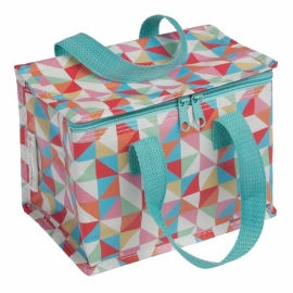 Geometric Lunch Bag / Cool Bag