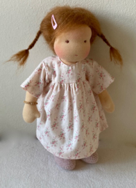 "Doll ""Annemiek"" 30 cm New (Reserved)"