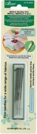 Replacement refill needle set of 5  Clover / fine