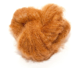 DollyMo WEFT Mohair Brown Auburn 2007 TO BE DISCONTINUED!