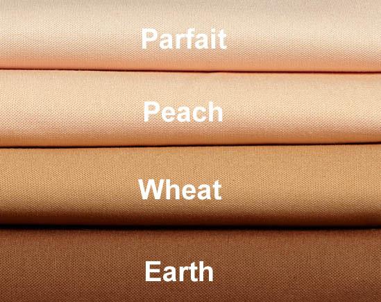 Kona Cotton 100% in 4 colours