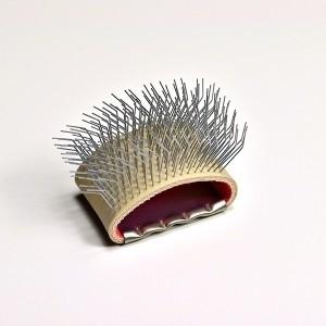 Vingerborstel