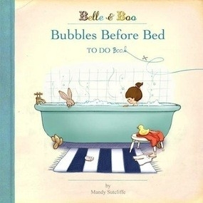 Bubbles Before Bed door Mandy Sutcliffe (EN)