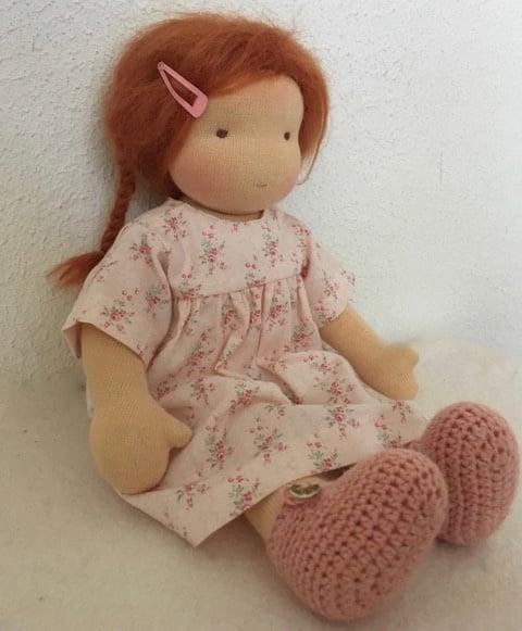 """Doll """"Neeltje""""  30 cm nr. 1730"""