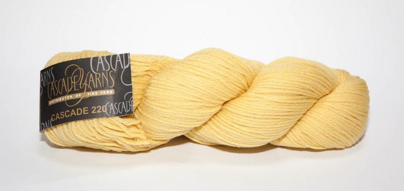 Cascade  220/ Lemon Yellow  nr. 4147