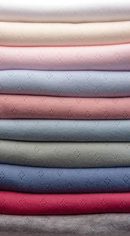 Pointelle / Pique Cotton for doll underwear