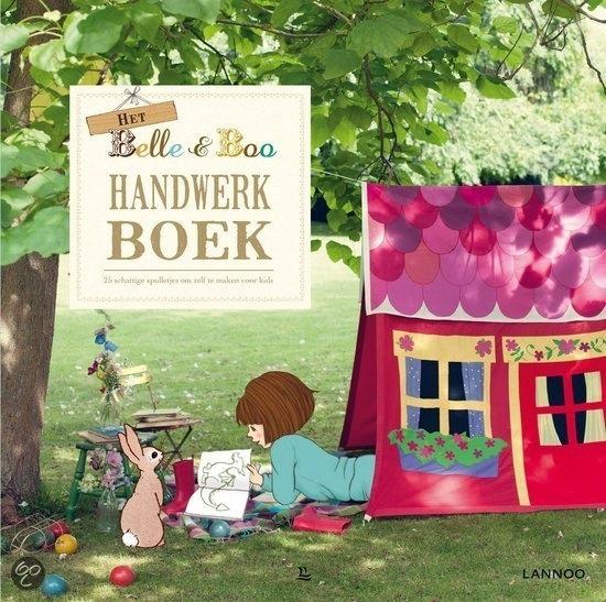 Handwerkboek Belle & Boo