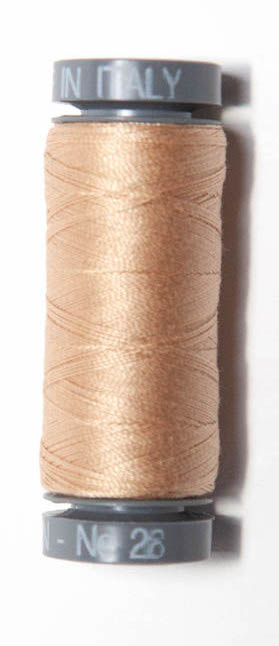 "Aurifil Cotton MAKO NE 28 / no 2314 ""Beige"" New!"
