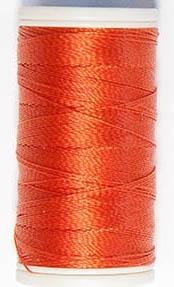 Nylbond nr. 6685 (mohair: red auburn)