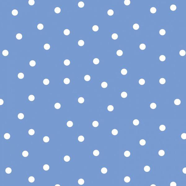 """Acufactum """"Blauw wit gestippeld"""" BINNENKORT BINNEN!"""