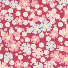 Tilda Plum Garden Wildflower Red New!